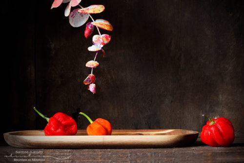 piments rouge