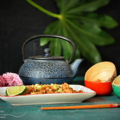 plat de pad thaï