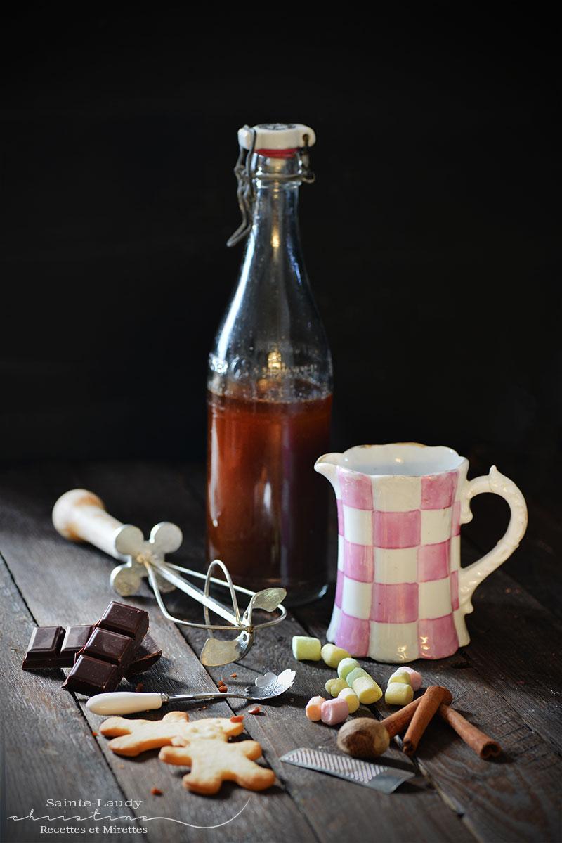 Café ou chocolat !